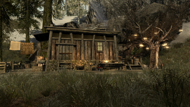 Swamp Home - A House In Hjaalmarch