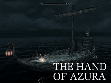 The Hand Of Azura - Small Ship Playerhome