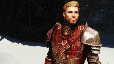 Dragon Age's Alistair Theirin RaceMenu Preset