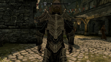 Better Dragonplate armor and retexture
