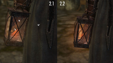 Compare between 2.1 and 2.2