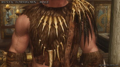 Rustic Forsworn Male 02