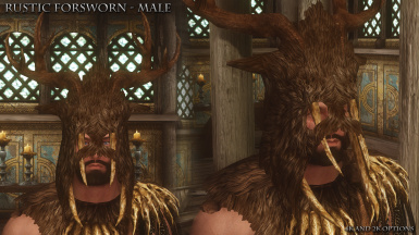 Rustic Forsworn Male 03
