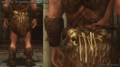 Rustic Forsworn Male 06