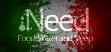 iNeed - Food Water and Sleep - Traduzione Italiana