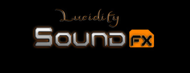 Lucidity Sound Fx logo