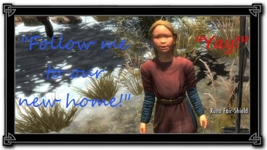Improved Adoptions at Skyrim Nexus - mods and community