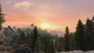 Vivid Weathers - a complete Weather and Visual overhaul for Skyrim