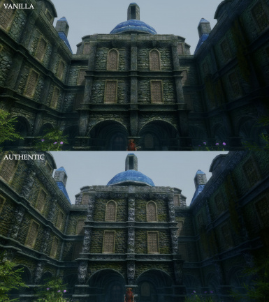 Blue Palace - with Purity and Vividian ENB