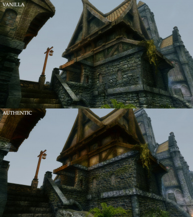 Proudspire Manor - with Purity and Vividian ENB