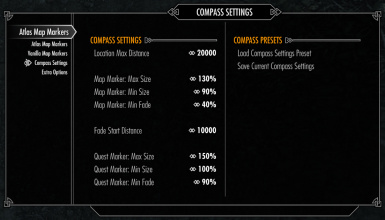 Compass Tweaks