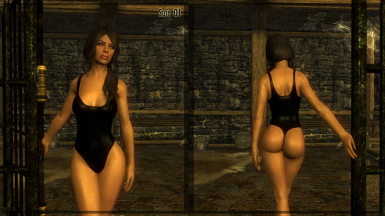 SxS CBBEv3 Curvy - Swimsuit design resource