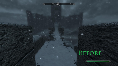 Fix that damned bridge (Winterhold)