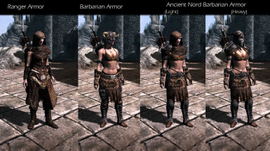Lore Friendly Armor Pack German At Skyrim Nexus Mods And Community