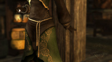 Lind's Standalone Robes Pack 01