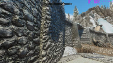 Vanilla wall texture with ETD