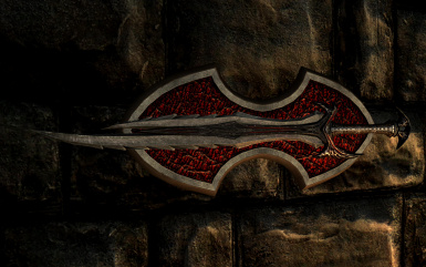 New HD Vampire Weapon Plaque