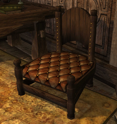 New HD Noble Chair - Brown