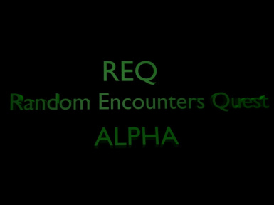 REQ--Random Encounters Quest-WIP