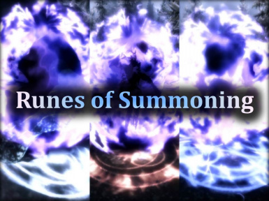Runes of Summoning - Decals