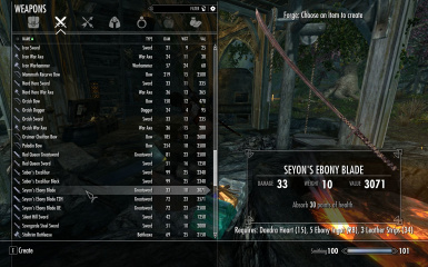 How to charge the ebony blade in skyrim