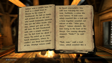 Skyrim Books      Jalmor and the Frost Dragon