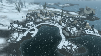 The Elder Scrolls V Expanded - The Pale - Port Lysanvir