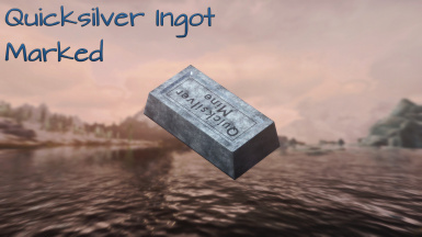 Quicksilver Ingot M