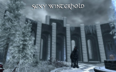 Sexy Winterhold College