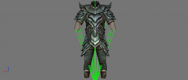 Orcish Armour - After