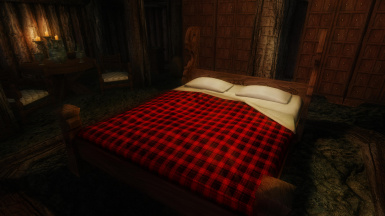 Double Bed Plaid 02