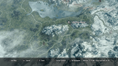 Skyrim Hearthfire Map Marker Fix