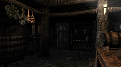 Typical door location in most Taverns