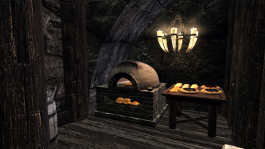 Candleheart hall Windhelm bakery