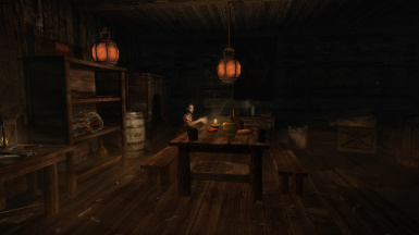 New Gnisis Tavern with ELFX