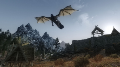 Edda - Addon for Real Flying