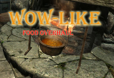 Wow-like Food Overhaul