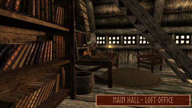Mail Hall - Office