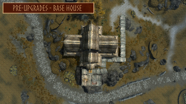 Pre-Upgraded - Base House