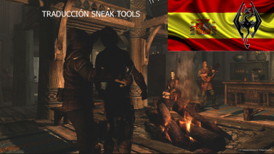 Sneak Tools Spanish Translation