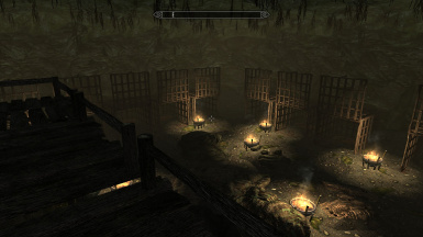 Slaver Large Dungeon - Slave Area