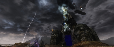 Isle of Ashes for Vanilla and Requiem