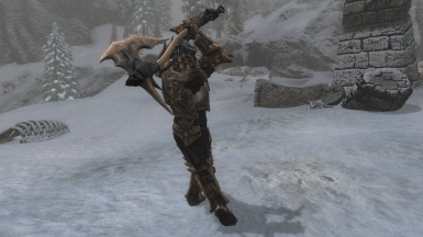 Drunk Dragonborn