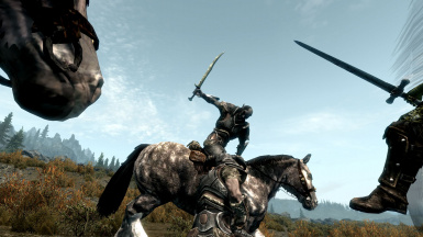Mounted Combat For Everyone and Combat Upgrades