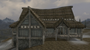Modder's Resource - Whiterun Style Farm