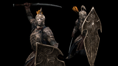 Noldor Content Pack - High Profile Thalmor