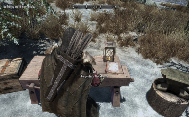 Linked Containers and Crafting Stations