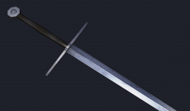 Donia's Greatsword