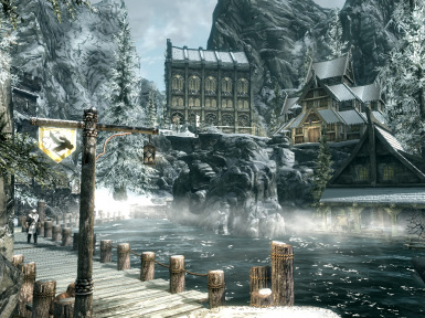 Icicle Valley