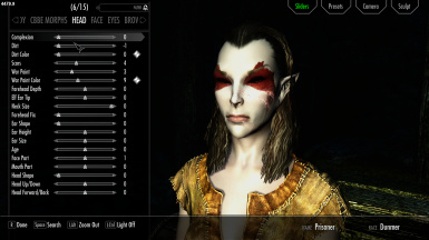 CBBE SEAM FIX FOR Ethereal Elven Overhaul